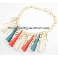 Accessoires de mode collier en alliage lariat LS-129