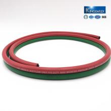 1/4 Inch Abrasive Resistant Oxygen Acetylene Twin Welding Hose 20bar