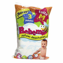 Lovely Baby Diaper in Low Price (M size) .