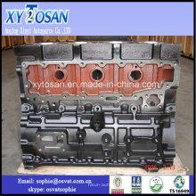4bd1 / 4bd1t V8 Bloque de cilindro del motor diesel para el modelo Isuzu