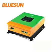 Bluesun Controlador de carga solar de nueva generación 30A 40A 50A 60A 60PT Controlador de carga solar MPPT