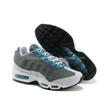 Chaussures de sport de couleur gris de sécurité pour gros