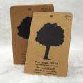 Eco-Friendly Custom Designed Kraft Paper Hang Tag