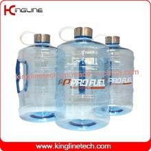 2000ml benutzerdefinierte Farben und Logo Werbe-Flaschen (KL-8024C)