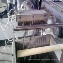 plastic granulating production line/ plastic cold cut granulating machine/ plastic Pelletizing machine