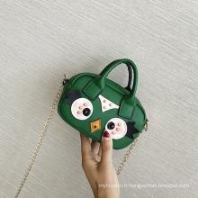 sacs à main mignons verts pas cher filles dames célèbre sac à bandoulière de mode unique sangle épaule sac à main