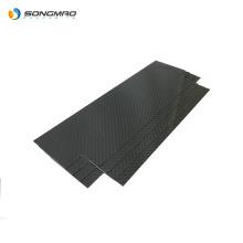 high quality customized 1mm 2mm 3mm 4mm 5mm 3k carbon fiber panel plates