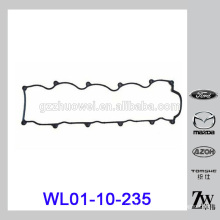 Rubber Head Cover Gasket for Mazda B SERIES MPV WL01-10-235, WL01-10-235B