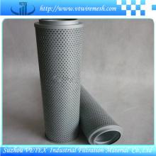 Elemento de filtro de vértice 304 de aço inoxidável