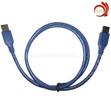 USB3.0 haute vitesse un câble de données mâle à micro