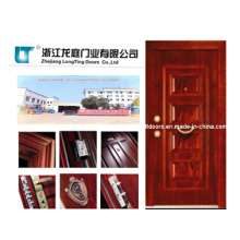 Turkish Armored Door Manufacture in China