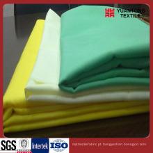 100% poli tingidos tecidos uniformes