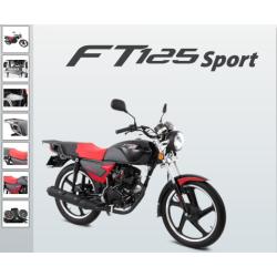 FT125 SPORT SPARE PARTS