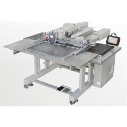 Szeroka powierzchnia programowalna maszyna do szycia wzoru - obszar szycia (500 x 500 mm)