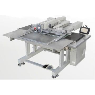 Wide Area Programmable Pattern Sewing Machine -Sewing Area(500x500mm)
