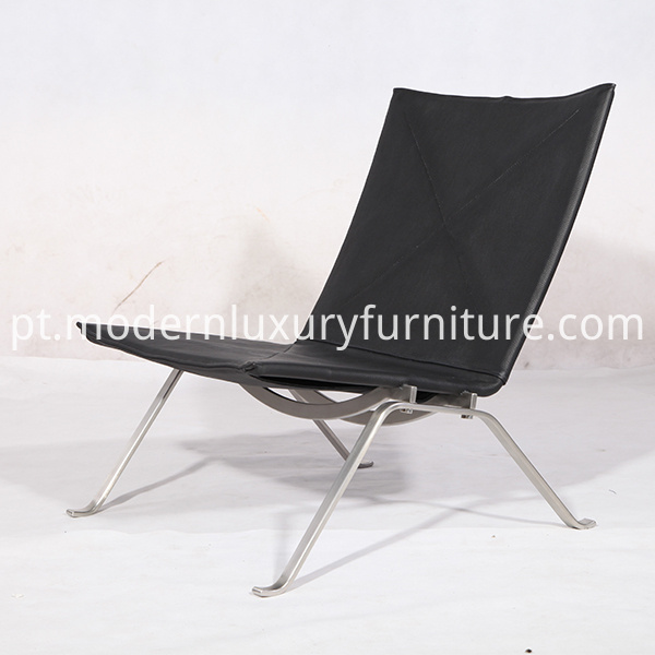 Poul Kjarholm Pk22 Lounge Chairs