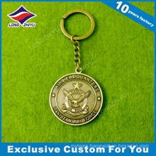 Custom Metal Coin Keychain for Souvenir