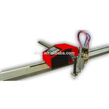 Pequeño plasma portable chino barato del CNC y máquina de corte de la llama