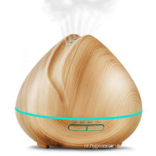 Wood Grain Aroma etherische olie diffuser 400ml
