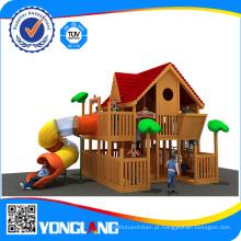 Equipamento de playground