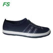Vente chaude de mode lycra vulcanisé chaussures, pas cher prix lycra vulcanisé chaussures, chaussures de lycra vulcanisé