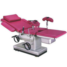 Semi Electric Obstetric Chair , Gynecology Patient Examine Table