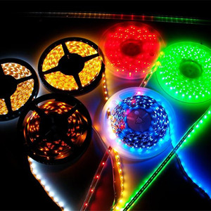 Haute qualité rgb 220v led strip light