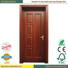 Puerta automática garaje puerta del MDF del PVC puerta
