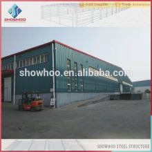 Structure en acier mobile structure en acier Prefab Car Garage Chine