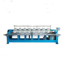 computerized embroidery quilting machine with full color LCD