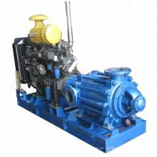 Bomba de agua de motor diesel de agricultura