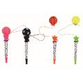 Toy jump pen