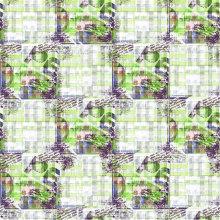 Chine Polyester 100% de tissu de doublure d'étoffe (PPF-050)