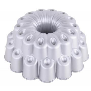 die-cast aluminum cake pan