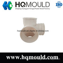 Five-Way Elbow Pipe Fittings Plastic Injection Mould