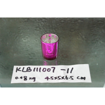 Glass Candle Votive for Home Decoration by SGS