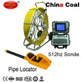 P50b 2.0 Version Push Rod Waterproof Video Sewer Inspection Camera