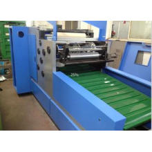 Reliable Paper Rewinding Machine with cutting and wrapping