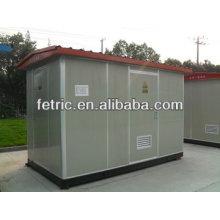 Ourdoor substation transformer