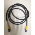 LED display network cable