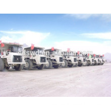 TEREX TR50 45ton and 50ton minig/minero/mineral dump truck