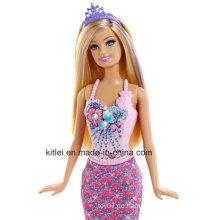 Barbie Puppen für Mädchen Geschenke und Spielzeug und Hochzeitsgeschenke Puppen