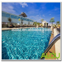 Projecto do hotel Audu Phuket Sunshine Outdoor SunBed