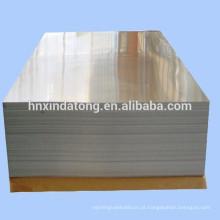 Placa da liga de alumínio 3004