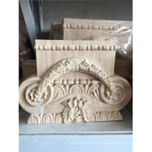 wood carving capital corbels