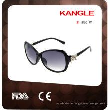 2017 billige Kunststoff benutzerdefinierte Sonnenbrille
