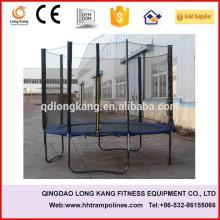 Popular Outdoor Fitness Exercise Equipment Trampoline garden jumping bed