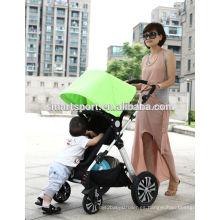 Cama de bebé portátil estilo europeo 3 en 1