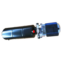 AC Hydraulic power unit for double action