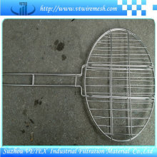 Barbecue Wire Mesh Used in Canteen